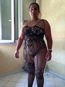 Оголение толстой арабки - фото #3