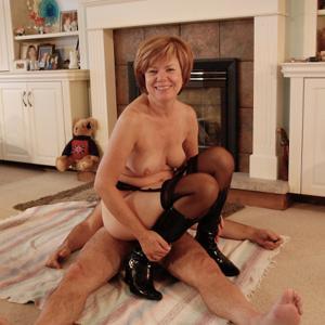 Счастливые похотливые заграничные пенсионеры - фото #14