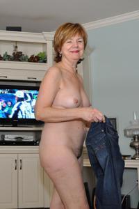 Счастливые похотливые заграничные пенсионеры - фото #16