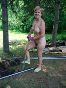 Счастливые похотливые заграничные пенсионеры - фото #18