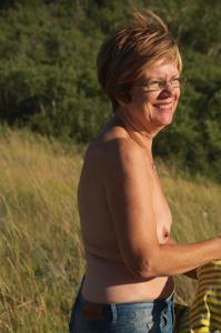 Счастливые похотливые заграничные пенсионеры - фото #24