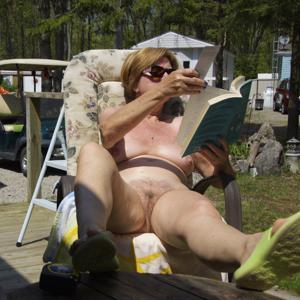 Счастливые похотливые заграничные пенсионеры - фото #29