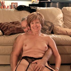 Счастливые похотливые заграничные пенсионеры - фото #9