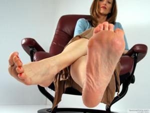 Ноги милф - фото #3
