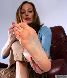 Ноги милф