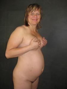 Беременная Жаклин - фото #21