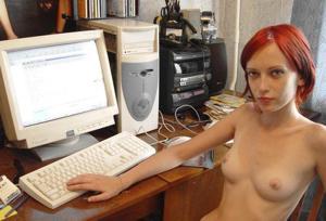 Бабы и компьютеры - фото #19