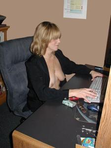Бабы и компьютеры - фото #24