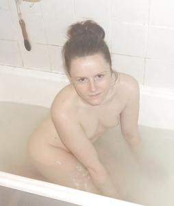 Откровенные фото молодой британки - фото #41