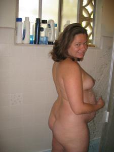 Подборка откровенных фото с голыми беременными девушками - фото #13