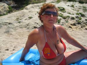 Разоткровенничалась в отпуске - фото #33