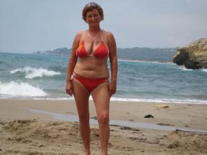 Разоткровенничалась в отпуске - фото #37