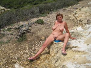 Разоткровенничалась в отпуске - фото #39