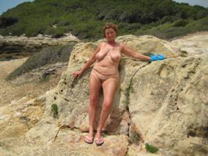 Разоткровенничалась в отпуске - фото #48