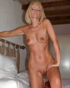 Похотливая богатая тетка - фото #4
