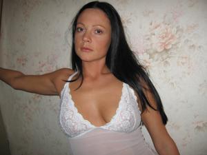 Стройная Кристина в нижнем белье - фото #11