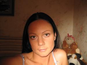 Стройная Кристина в нижнем белье - фото #24