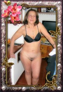 Зрелая итальянка Даниэла - фото #14