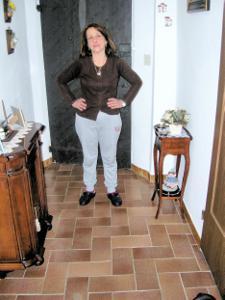 Зрелая итальянка Даниэла - фото #17