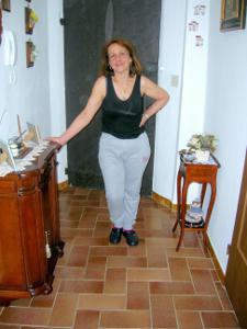 Зрелая итальянка Даниэла - фото #18