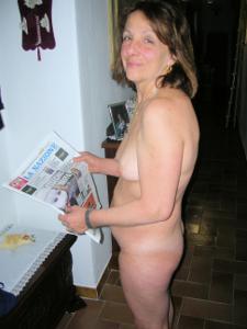 Зрелая итальянка Даниэла - фото #23