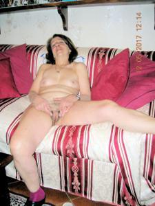 Зрелая итальянка Даниэла - фото #36