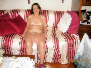 Зрелая итальянка Даниэла - фото #4