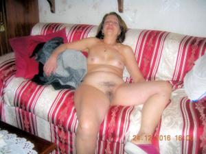 Зрелая итальянка Даниэла - фото #8