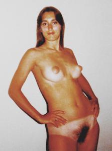 Ретро фото телки с прикольными сосками - фото #20