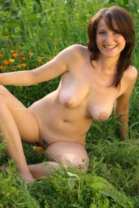 Наташа любит полевые цветы - фото #21