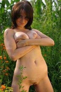 Наташа любит полевые цветы - фото #26