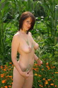Наташа любит полевые цветы - фото #41