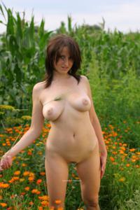 Наташа любит полевые цветы - фото #48