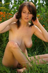 Наташа любит полевые цветы - фото #7