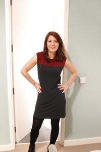 Голая женщина со стоячими сосками - фото #30