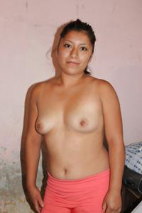 Сиськи и немножко писек мексиканок - фото #23