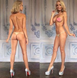 Блондинка Катарина - фото #30