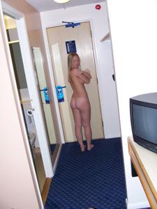 Встреча с любовником в отеле - фото #39