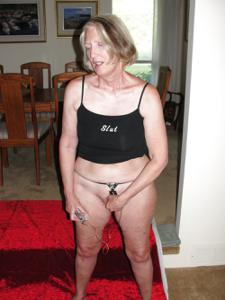 Пожилая развратница из Канады - фото #44