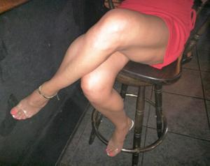Шикарная, гибкая женщина - фото #15
