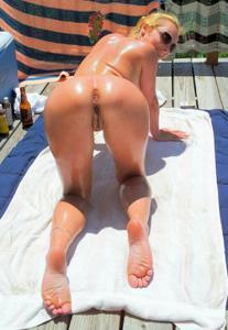 Шикарная, гибкая женщина - фото #4