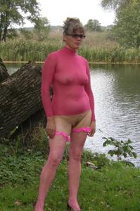 Елена -  бывшая спортсменка - фото #36