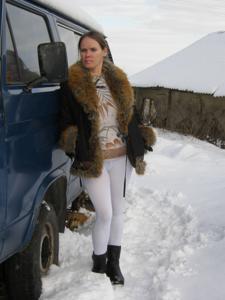 Елена -  бывшая спортсменка - фото #7