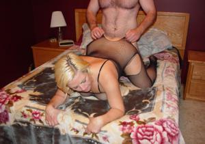 Поиграл с женой в девушку по вызову - фото #44
