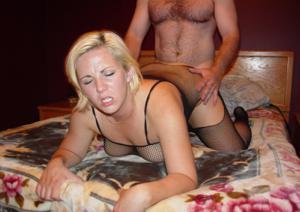 Поиграл с женой в девушку по вызову - фото #45
