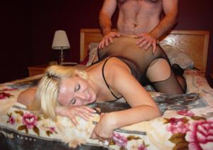 Поиграл с женой в девушку по вызову - фото #48