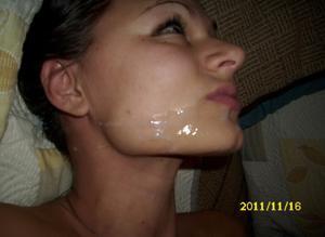 Симпатичная спермоедка - фото #22