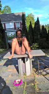 Темнокожая домохозяйка Ванесса - фото #6