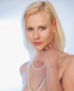 Хорошенькая блондинка Мария - фото #1