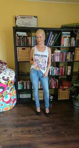 Хорошенькая блондинка Мария - фото #18